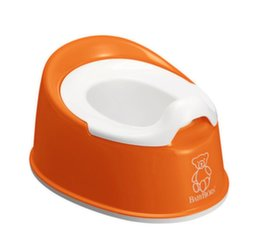 Babybjörn naktipuodis Smart Potty, orange 51070