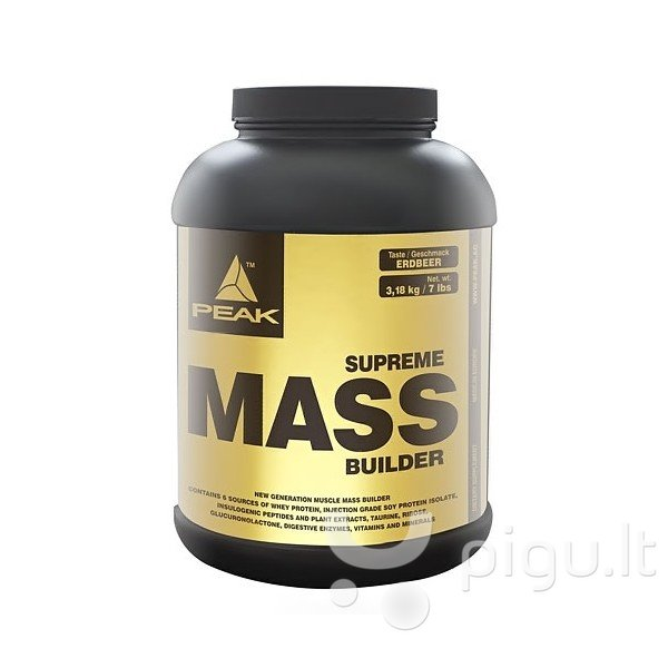 Peak Supreme Mass 3000 g.