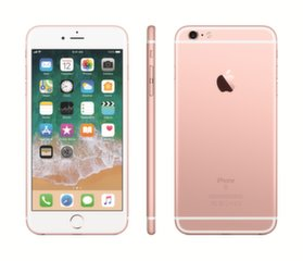 Apple iPhone 6s Plus 128GB, Rausva