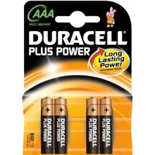Элементы Duracell Plus Power, 4 шт. цена и информация | Батарейки | pigu.lt
