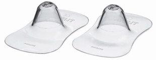 Antspeniai silikoniniai Philips Avent N2 maži SCF156/00