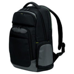 "Targus - CityGear 15.6"" Laptop Backpack Black"