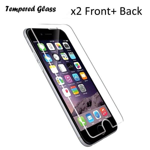 Apsauginis stiklas Tempered Glass skirtas Apple iPhone 6 (2 vnt.)