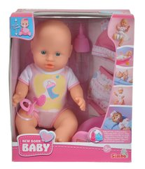 Lėlė Simba New Born Baby, 30 cm