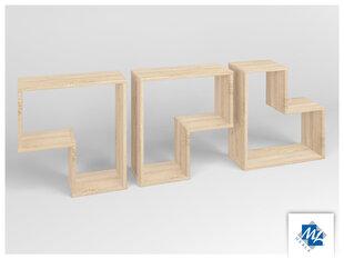 3 L formos lentynų komplektas