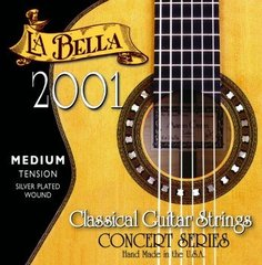 Stygų komplektas klasikinei gitarai 2001MED Tension kaina ir informacija | Muzikos instrumentai ir priedai | pigu.lt