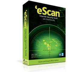 eScan Internet Security Suite with Cloud Security BOX LT