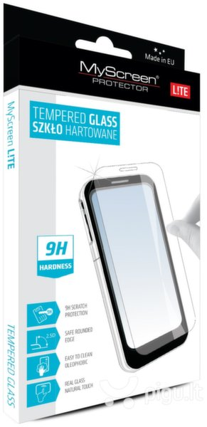 Ekrano apsauga MyScreen tempered glass for Huawei Ascend P8