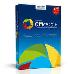 SoftMaker Office 2016 Home & Business for Windows BOX LT