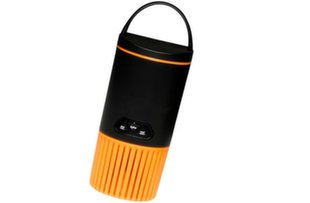 Nešiojamos garso kolonėlės Denver BTS-51, juoda-oranžinė kaina ir informacija | Garso kolonėlės | pigu.lt