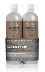 Rinkinys plaukams Tigi Bed Head For Men Clean It Up