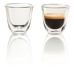 DELONGHI stikl. puodel. 60 ml. 2 vnt.