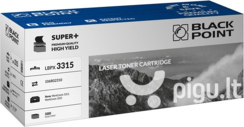 Toner Black Point LBPX3315 | black | 5000 pp | Xerox 106R02310