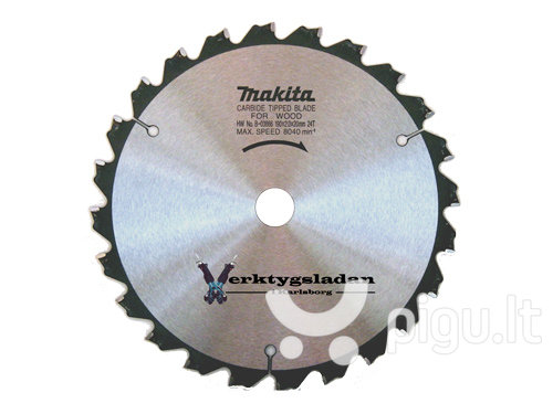 Makita pjovimo diskas 190mmx20mm B-03866