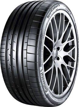 Continental SportContact 6 255/40R19 100 Z XL kaina ir informacija | Vasarinės padangos | pigu.lt