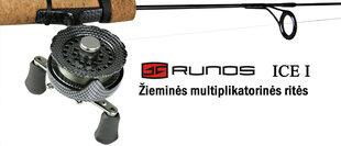Ritė RUNOS ICE-1 kaina ir informacija | Ritės žvejybai | pigu.lt