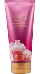 Крем для тела Victoria's Secret Sheer Love 200 мл