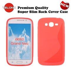 Apsauginis dėklas Telone skirtas Samsung Grand Neo (i9080/i9060), Rausvas kaina ir informacija | Telefono dėklai | pigu.lt
