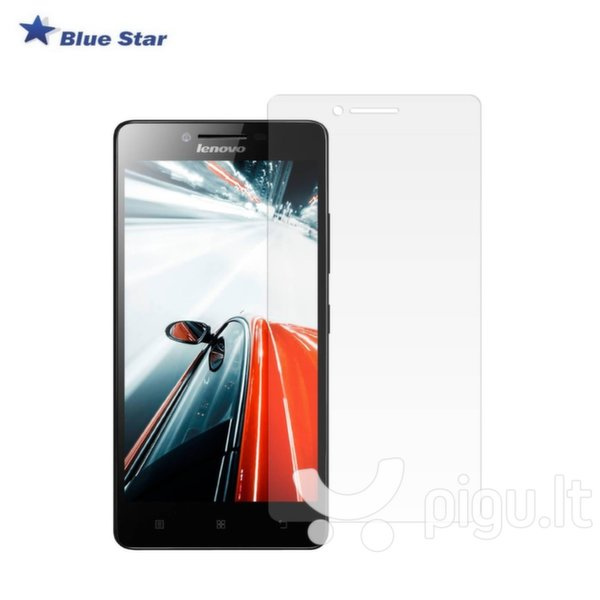 BS Tempered Glass 9H Extra Shock Screen Protector Lenovo A6000