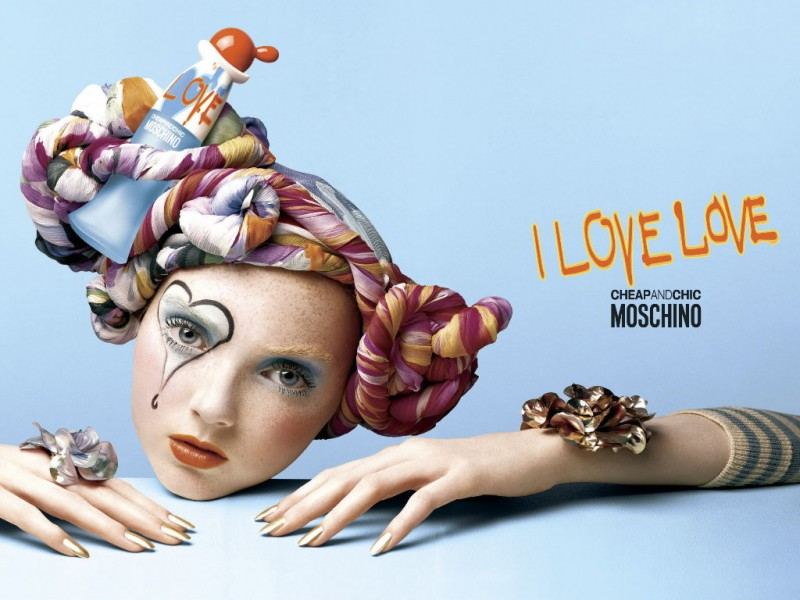 Tualetinis vanduo Moschino Cheap & Chic I Love Love EDT moterims 30 ml internetu