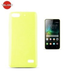 Telone Candy Ultra Slim 0.3mm Shine Jelly Back Case Huawei Honor 4C Light Green kaina ir informacija | Telefono dėklai | pigu.lt