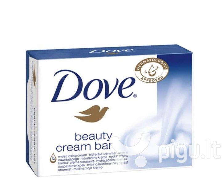Muilas Dove Beauty 100 g
