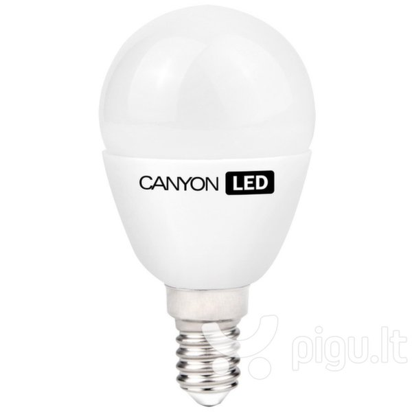 LED lemputė CANYON P45 E14 3,3W 230V 2700K