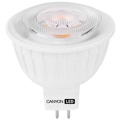 LED lemputė CANYON MR16 GU5.3 4,8W 12V 4000K