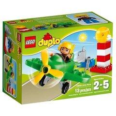 Konstruktorius LEGO® DUPLO Mažas lėktuvas 10808 kaina ir informacija | Konstruktoriai ir kaladėlės | pigu.lt