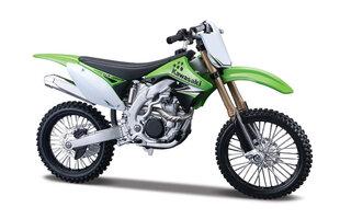 Motociklas MAISTO Die Cast Kawasaki KX 450F 1:12