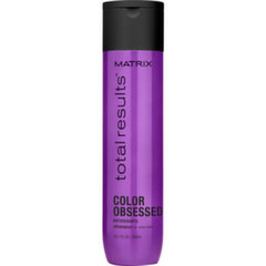 Šampūnas dažytiems plaukams Matrix Total Results Color Obsessed 300 ml