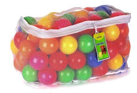 Plastikiniai kamuoliukai Paradiso, 100 vnt, T02839 kaina ir informacija | Vandens, smėlio ir paplūdimio žaislai | pigu.lt