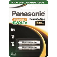 Panasonic elementai Evolta Ready to Use HR03 (AAA) 1000 mAh