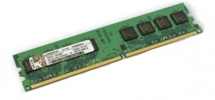 KINGSTON DDR2-800 1GB DIMM CL6