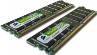 CORSAIR DDR2 KIT 2X2GB 667MHZ CL5