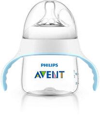 Philips Avent buteliukas su rankenėlėmis Natural, 125 ml, SCF251/00