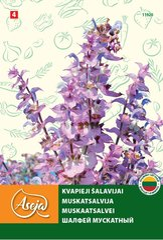 Kvapieji šalavijai /Salvia sclarea/, ASEJA, 1g , 11920( 4 )