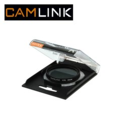 Camlink CML-CL-46CPL Circular polarization filters against glare Diameter 46mm