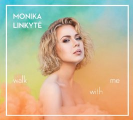 "CD M. LINKYTĖ ""Walk With Me"""