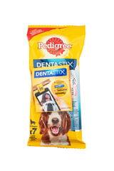PEDIGREE Denta Stix kramtalai vidutinio dydžio veislių šunims, 7 vnt.