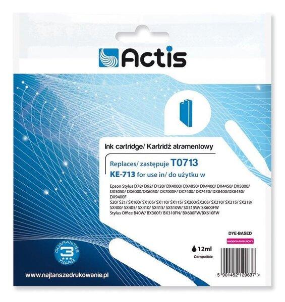 Actis ink Epson T0713 Magenta