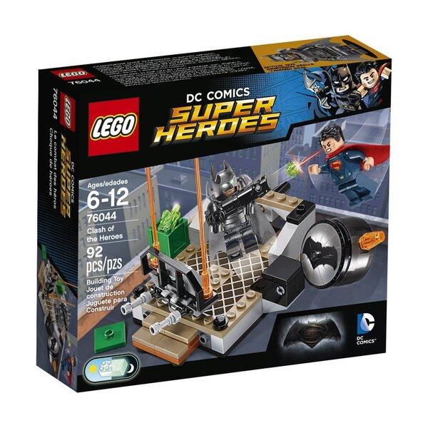 Konstruktorius LEGO® Super Heroes Didvyrių kova 76044 kaina ir informacija | Konstruktoriai ir kaladėlės | pigu.lt