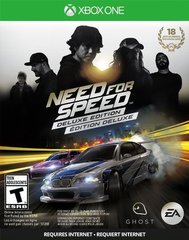 Need for Speed (2015), XBOX ONE