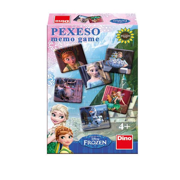 Žaidimas DINO Frozen Memo Pexeso, 621718
