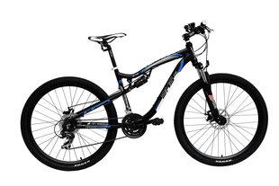 "Vyriškas dviratis DHS Terrana 2745 27.5"" kaina ir informacija | Dviračiai | pigu.lt"