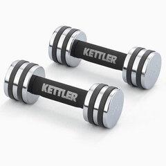 Chromuoti svarmenys Kettler