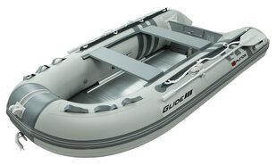 Pripučiama PVC valtis RUNOS GLIDE 3,70 m.su aliuminiu dugnu