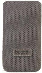 Apsauginis dėklas Bugatti PERFECT SCALE skirtas Samsung Galaxy S2, Pilkas
