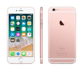 Apple iPhone 6s 128GB, Rausva