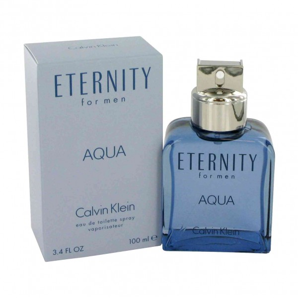 Tualetinis vanduo Calvin Klein Eternity Aqua For Men EDT vyrams 100 ml kaina